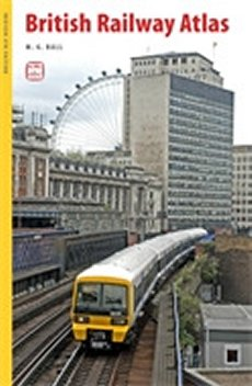 abc British Railway Atlas 4th Edition