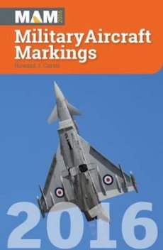 Military Aircraft Markings 2016