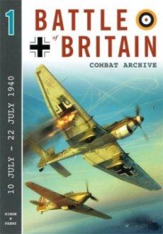 Battle of Britain Combat Archives Vol 1