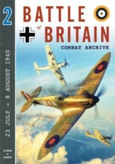 Battle of Britain Combat Archive Vol 2