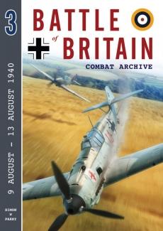Battle of Britain Combat Archives Vol 3