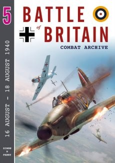 Battle of Britain Combat Archives Vol 5
