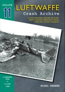 Luftwaffe Crash Archive Volume 11