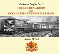 Golden Arrow: Pullman Profile No 5