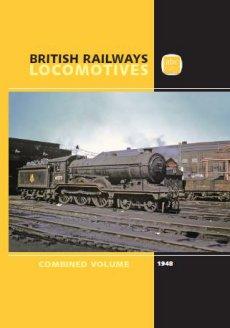 abc British Railways Locomotives 1948 Combined Volume