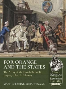 For Orange & The States Vol 1: Reason to Revolution