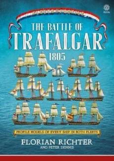 Battle of Trafalgar 1805: Profile Models of Every Ship in Both Fleets