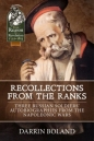 Recollections from the Ranks: From Reason to Revolution